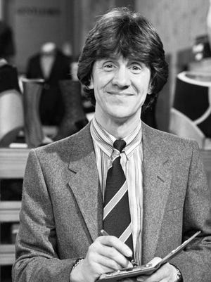 Mike Berry as Mr. Spooner in 'Are You Being Served?'