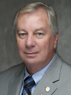 Indiana Sen. Jim Tomes, R-Wadesville.