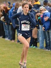 Butler runner Mara Olson