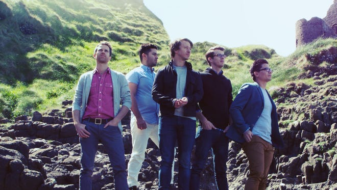 Christian pop rock band Tenth Avenue North will perform at Kellogg Arena Friday.
