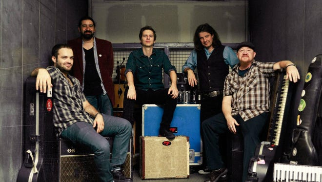 Flemington-raised Jason Federici, son of the late E Street Band organist-accordionist Danny Federici and a fellow keyboardist, will return to New Jersey with his Los Angeles-based band, Jason Health and the Greedy Souls on Nov. 13 to play The Saint in Asbury Park.