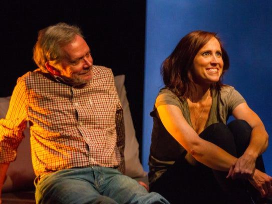 Delaware Theater Company executive director Bud Martin,