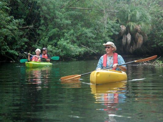 Wonder Gardens Kayak