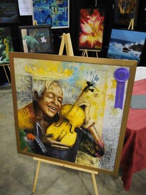 Arti Gras this weekend celebrates arts, crafts and culture at Shopko Hall in Ashwaubenon.