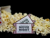 DAY 11: Family Night at the Movies