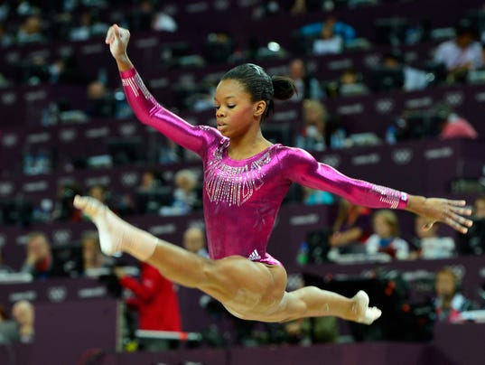 08-01-2014 gabby douglas changes gyms