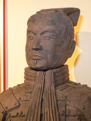 The terracotta army was created for Ying Zheng (18