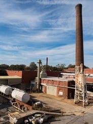 The 36-acre Judson Mill site will be turned into a