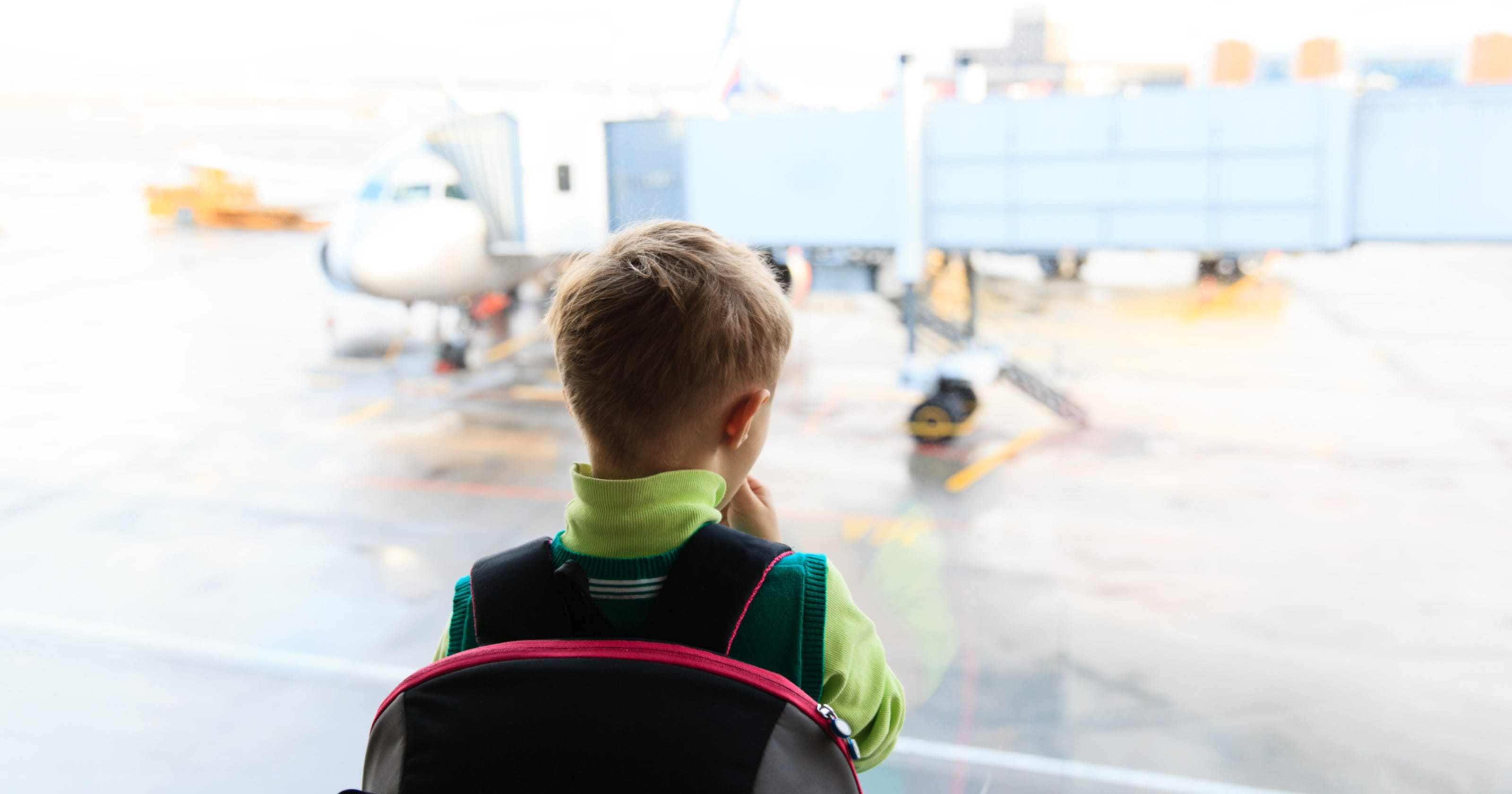 Unaccompanied minors flying: What you need to know