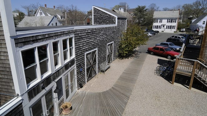 Richard MacMillan arrived at the Fine Arts Work Center in Provincetown last year amid its $5 million fundraising campaign. Questions remain about what knowledge he had of donations made to his previous employer, MIT, by Jeffrey Epstein, a wealthy financier and convicted sex offender.