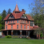 Wilderstein Historic Site in Rhinebeck is one of the locations in Dutchess County that draws tourists.
