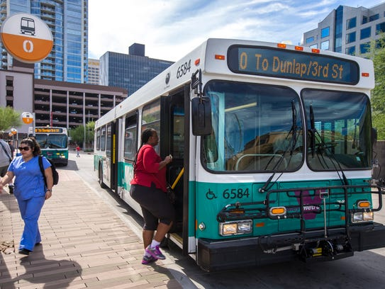 Bus routes could be expanded with the money no longer held for the light rail plan in Glendale.