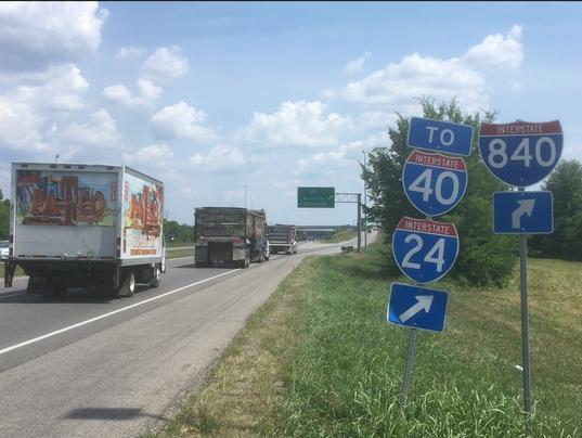 Interstate 840