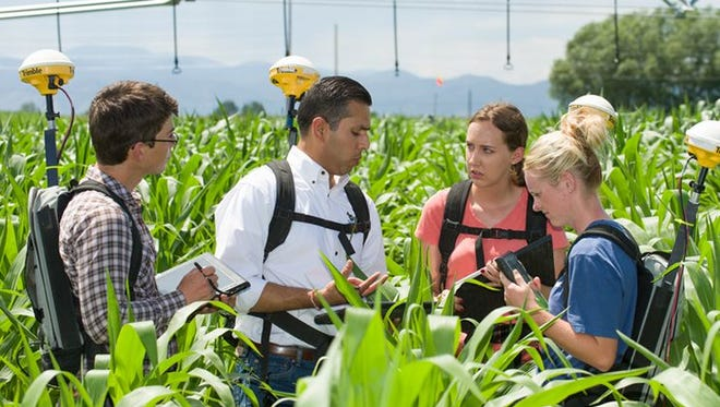 CSU ag study: Front Range at forefront of innovation