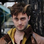 Daniel Radcliffe isn't seeking out the next big blockbuster.
