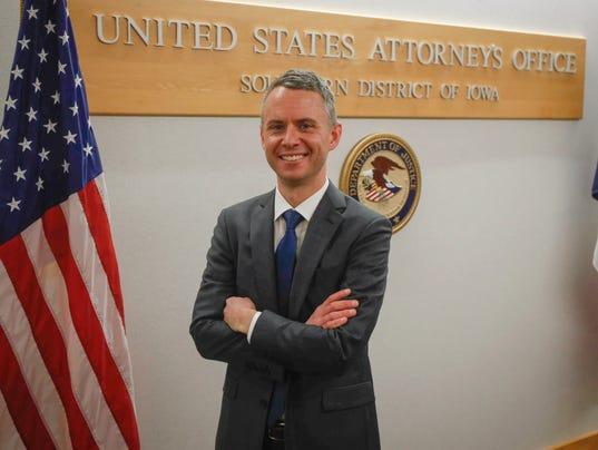 Meet Marc Krickbaum, the new U.S. attorney for the ...