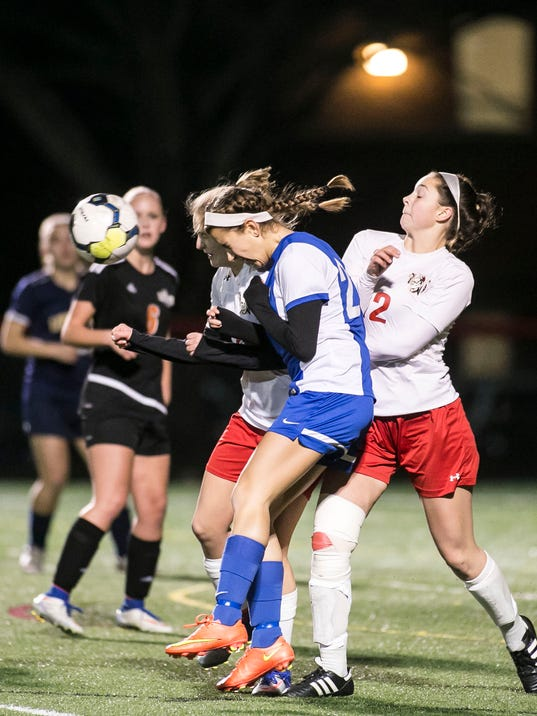 YAIAA Girls Seniors Soccer All-Stars
