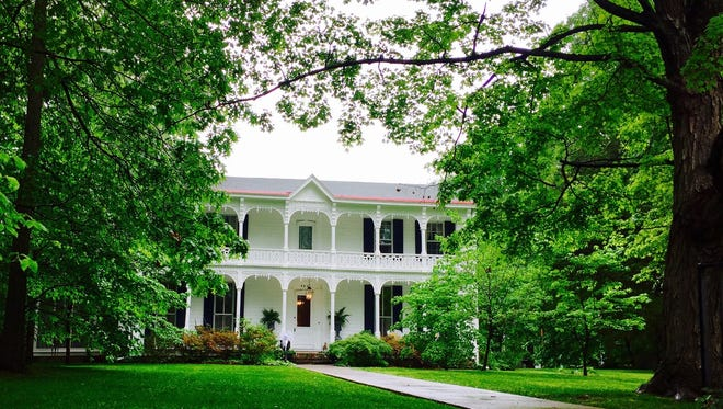 The Haywood Heritage Foundation Historic Home Tour will be held from 10 a.m. to 4 p.m. Saturday.