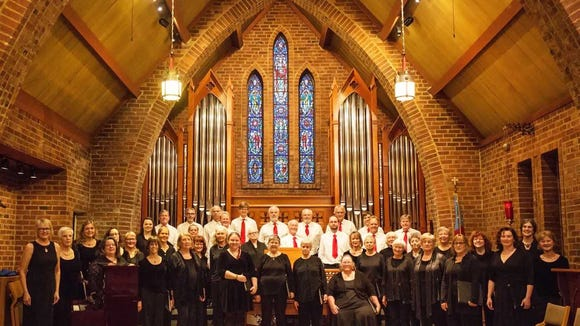 The Amabile Choir perform their annual spring concerts May 4 and 5 at Saint Barnabas Episcopal Church on Bainbridge Island.