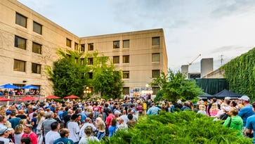 Mile of Music's Concerts in the Courtyard begins summer run next week