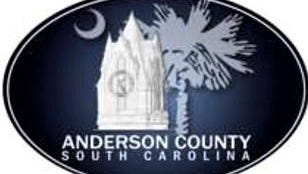 Anderson County SC logo from county letterhead
