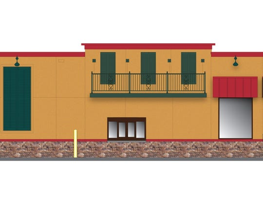 A Popeyes location is proposed on U.S. 41 in Bonita