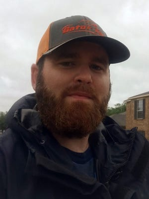 Taylor Moore of Ruby joined the Cajun Navy, along with friends from Central Louisiana, to help rescue victims of Hurricane Harvey in Southeast Texas.