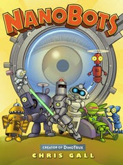 Chris Gall, the Tucson author behind the NetFlix series 'DinoTrux' has a new book all about nanotechnology.