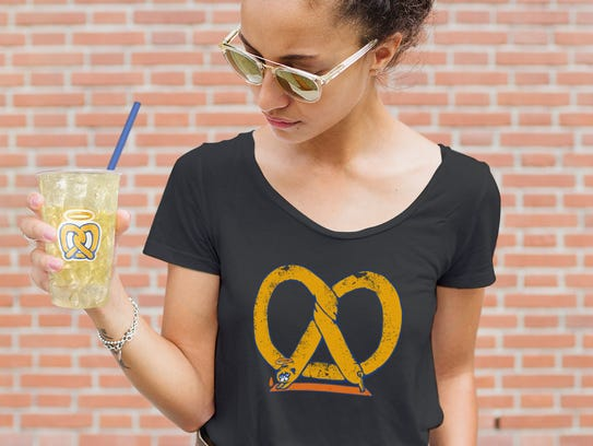 Auntie Anne's has teamed up with six artists to create