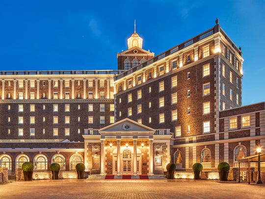 The Cavalier Hotel, full of vintage luxury and modern