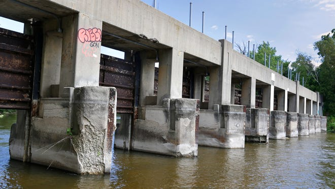 The Milwaukee County Board will decide whether to spend $4.1 million to restore the 1930s-era Estabrook Park dam on the Milwaukee River in Glendale, or spend nearly $1.8 million to demolish it.