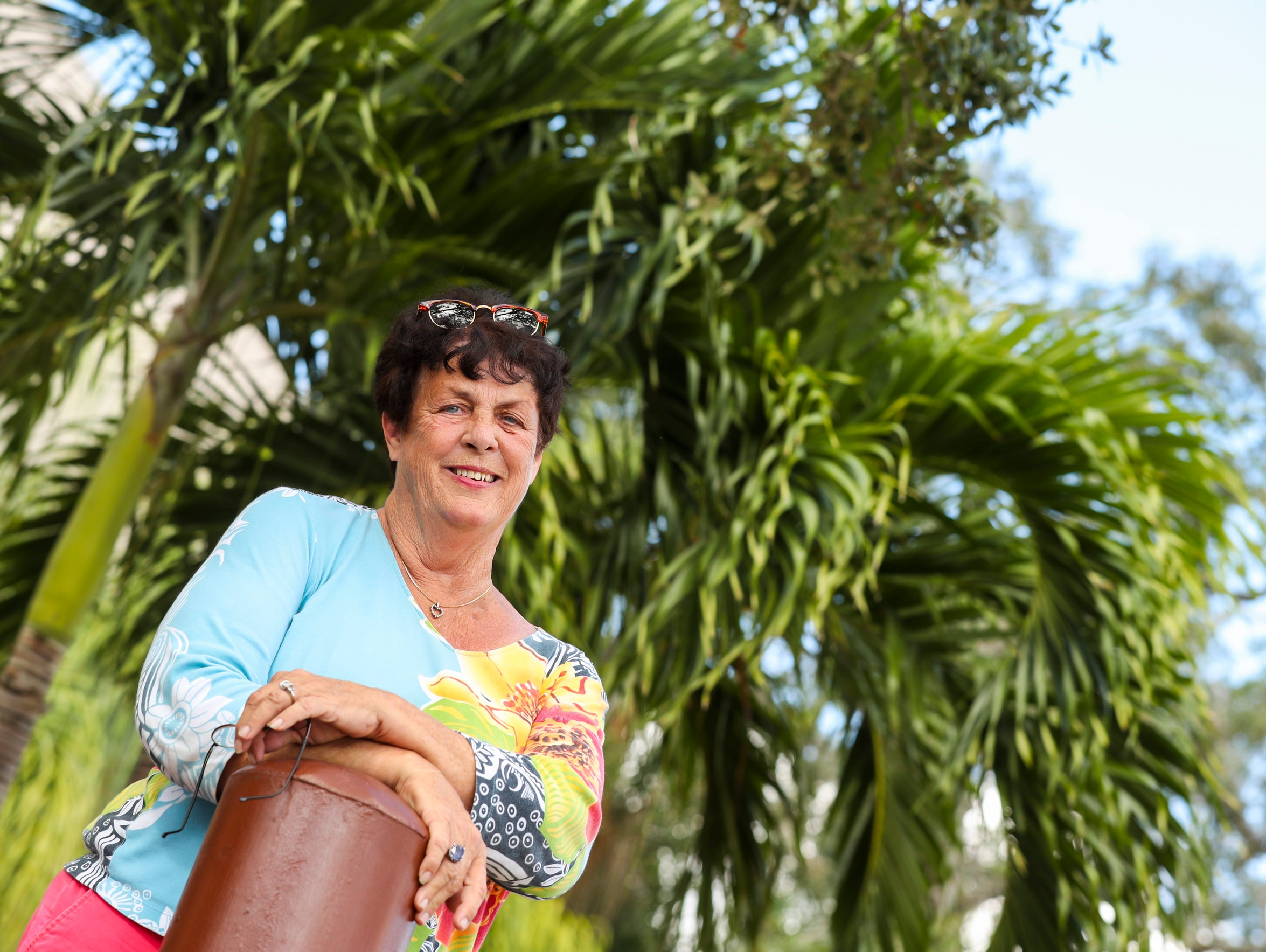 Karyn Tighe of Cape Coral has had a challenging time