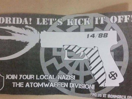 anti-semitic vandalism