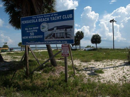 Portofino Island Resorts developer Robert Rinke, recently