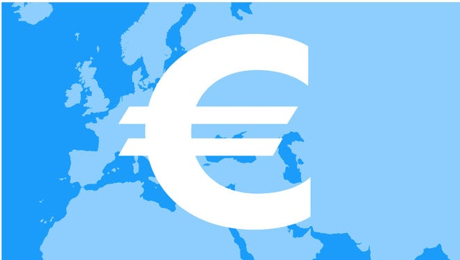 Monetary union breakups