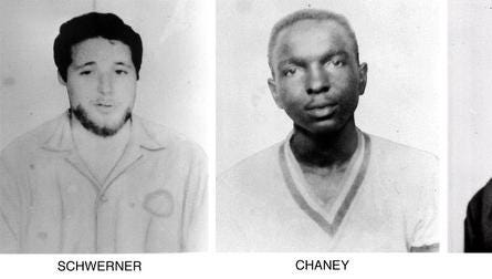 In 1964, civil rights activist Michael Schwerner of Pelham disappeared near Philadelphia, Mississippi.