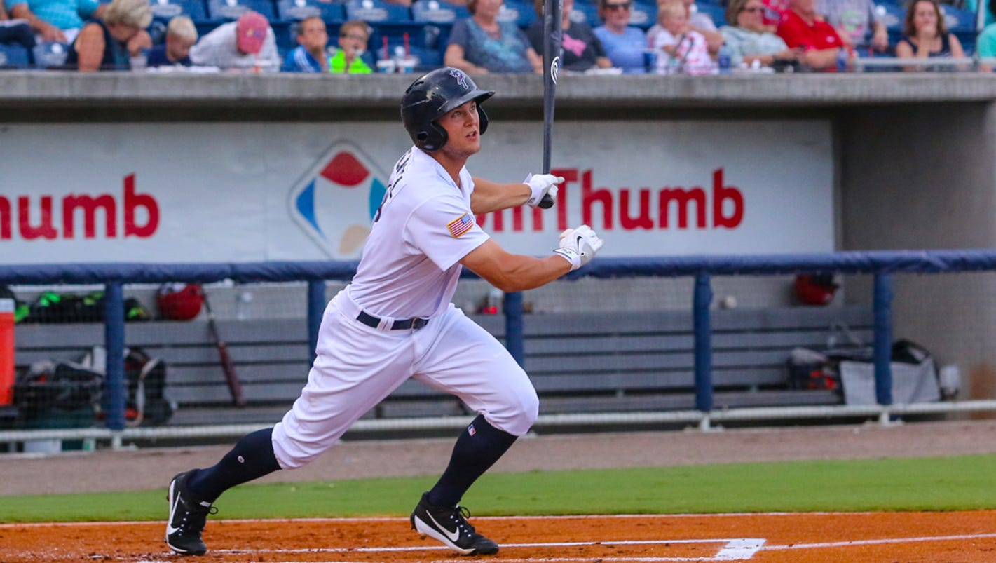 blue wahoos u0027 nick senzel fueled by baseball u0027s daily demands