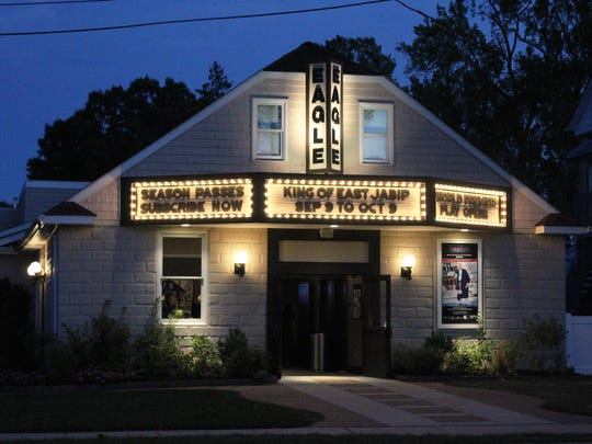 Originally built in 1914, the Eagle Theater is a treasured part of Hammonton history.