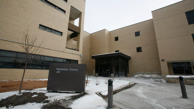 A 41-year-old inmate at the Waukesha County Jail has tested positive for the novel coronavirus, the county announced Monday, April 6.