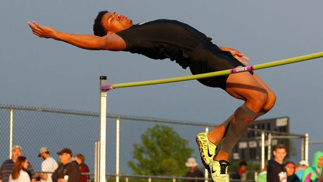 Waverly's Alex Owens ranks as one of the area's top high jumpers.