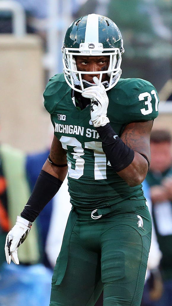 Darqueze Dennard won the Jim Thorpe Award in 2013, given annually to the best defensive back in college football. Dennard was seldom tested as a senior, and for good reason.