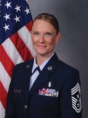 Chief Master Sergeant Tina M. Carlson