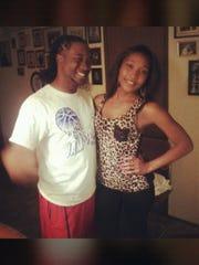 Vidal Smith, left, pictured with his sister, Monae Smith.