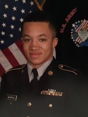 West Point Summer - Trey Whipple, recognized as an