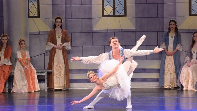 """Famous for its production of """"The Nutcracker"""" each November, Abilene Ballet Theatre returns to the Paramount Theatre stage for """"Fairy Tales & Fables,"""" its spring show."""