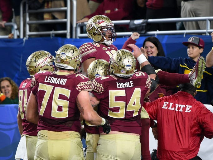 1. Florida State: The Seminoles stumbled out of the