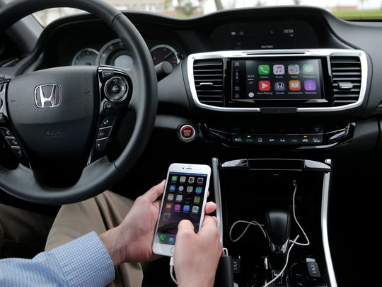 Apple CarPlay and Android Auto both require phones