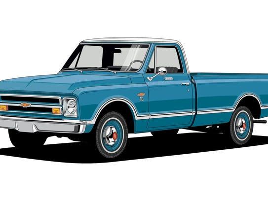 1967 Chevrolet C10 Fleetside