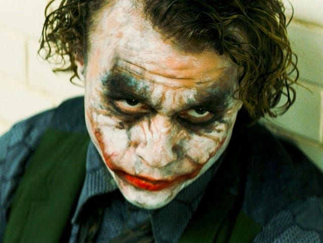 Dark Knight' turns 10: How Heath Ledger fueled our Joker