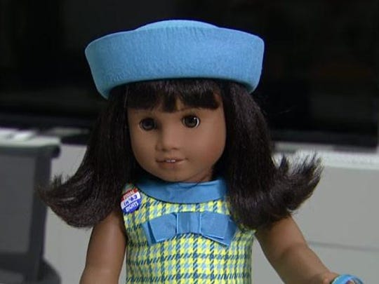 Melody Ellison is the American Girl's third African-American doll.